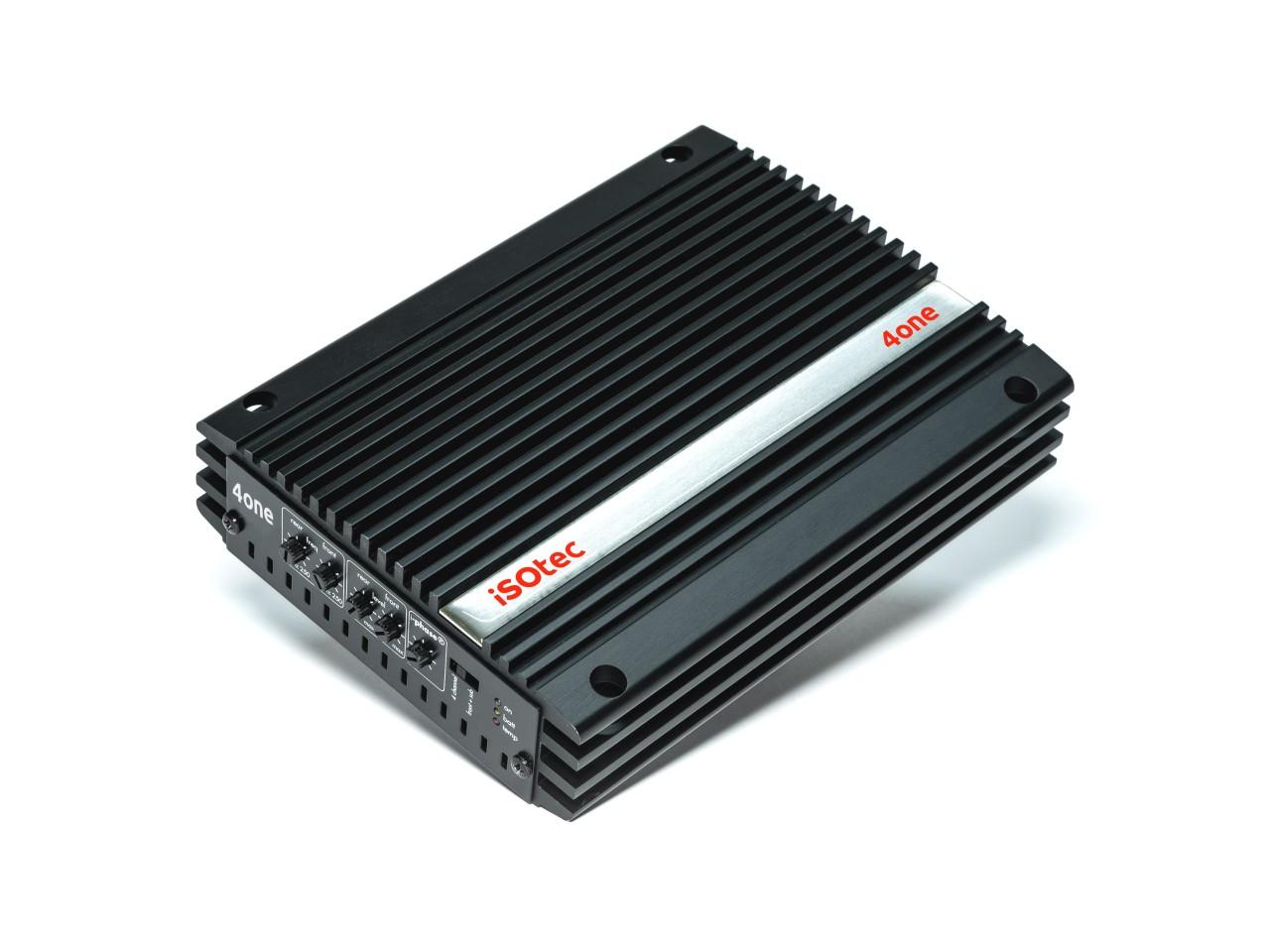 4one | Analog-Verstärker 320 Watt | plug & play