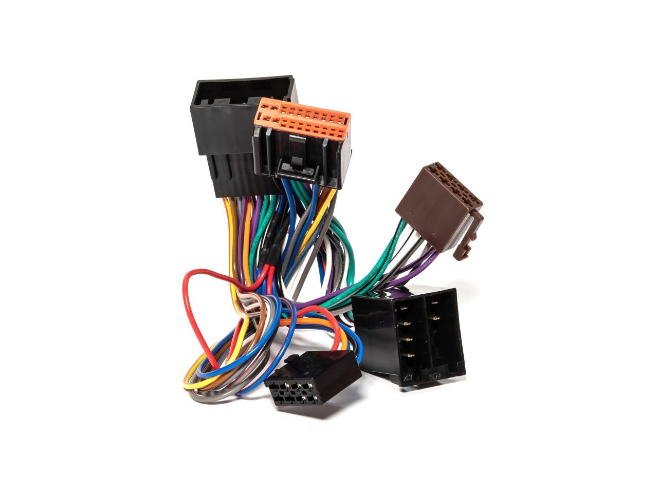 ISO2CAR Radioadapter | AD136 | für Jaguar Fahrzeuge
