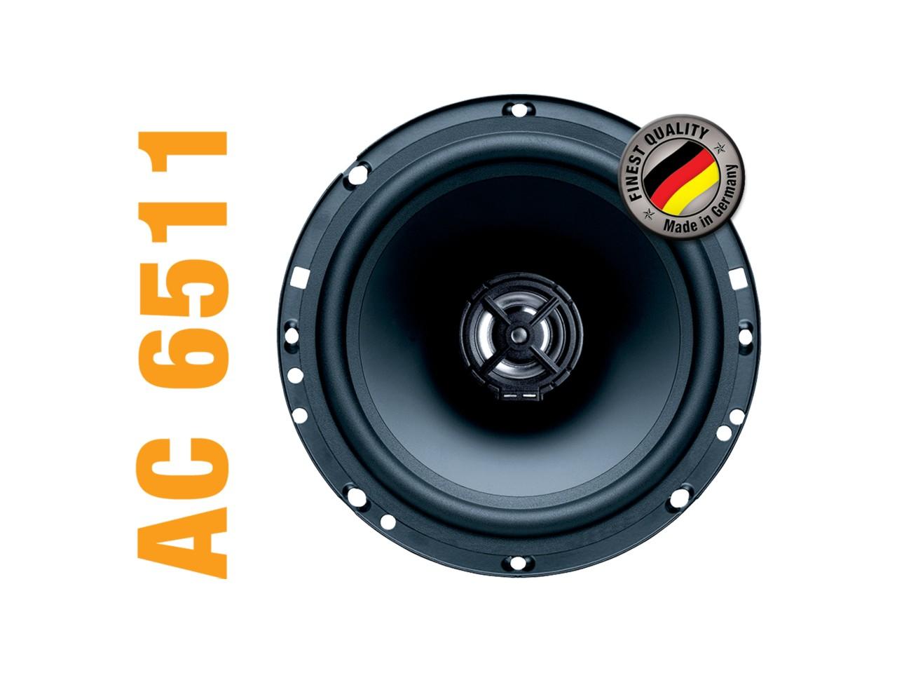 ALPHA AC6511   2-Wege Koaxial   165mm   4 Ohm