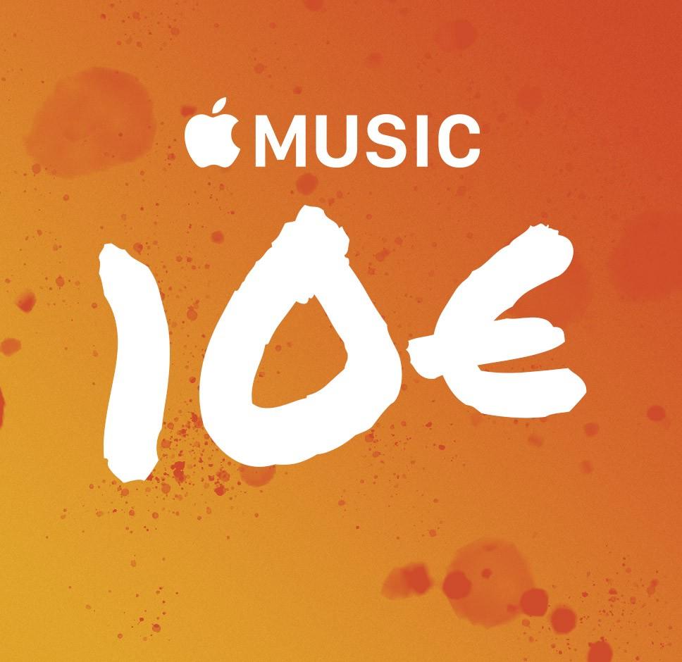 10€ iTunes