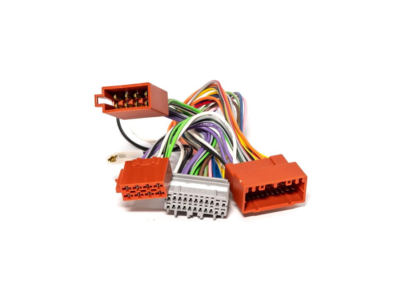ISO2CAR Radioadapter | AD102 | für Jeep Fahrzeuge