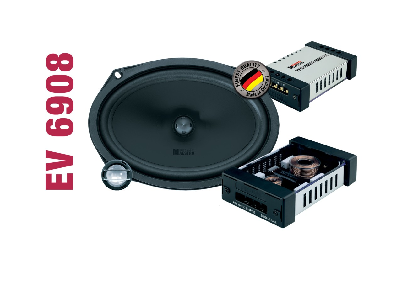 EPIC 2-Wege-Kompo-System EV6908 | German Maestro