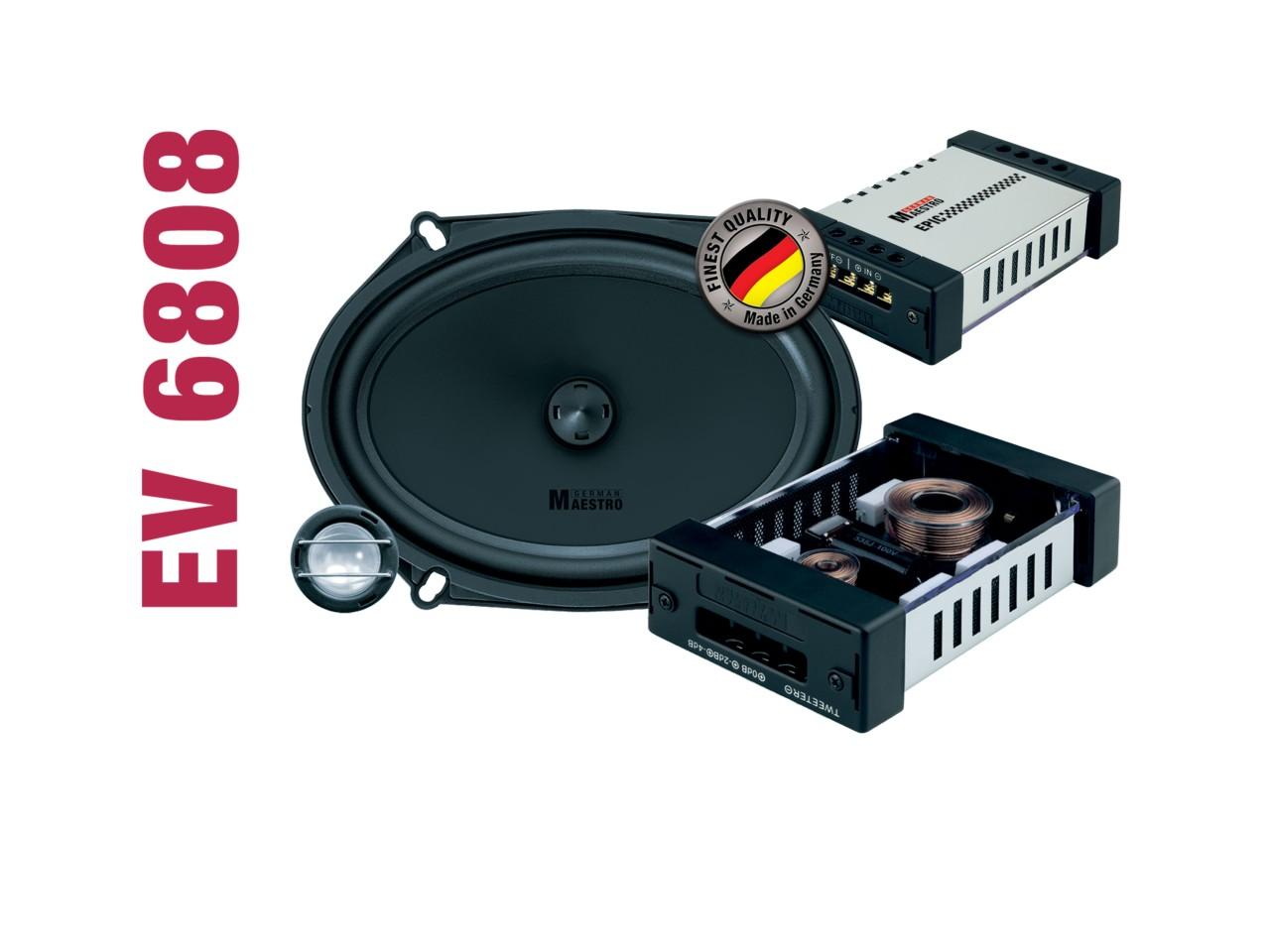 EPIC 2-Wege-Kompo-System EV6808 | German Maestro