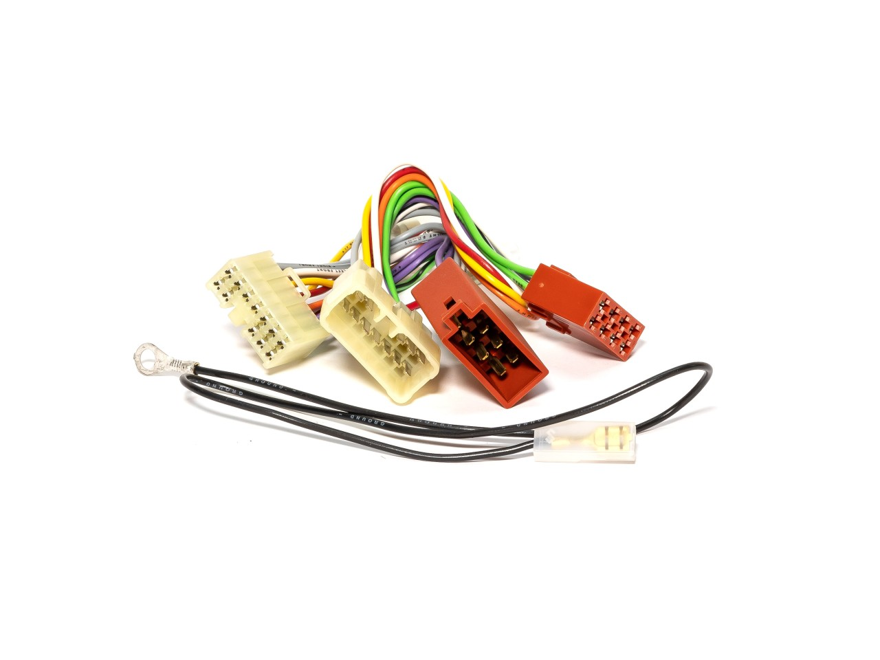 ISO2CAR Radioadapter | AD118 | für Subaru / Suzuki Fahrzeuge
