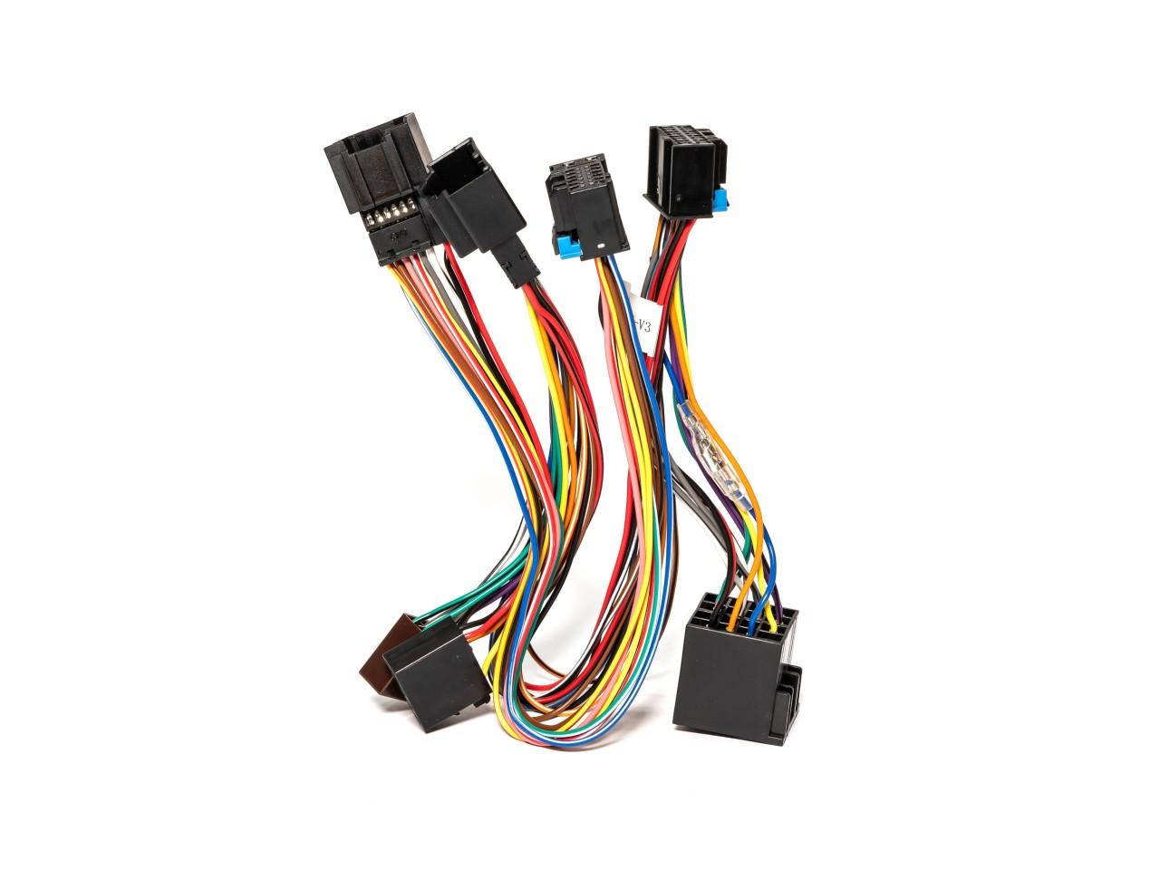 ISO2CAR Radioadapter | AD139 | für Chevrolet Fahrzeuge