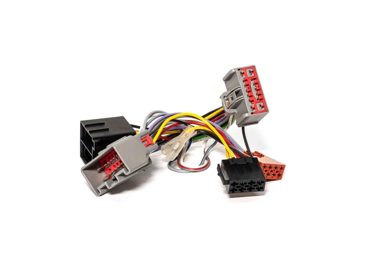 ISO2CAR Radioadapter | AD130 | für Ford Fahrzeuge