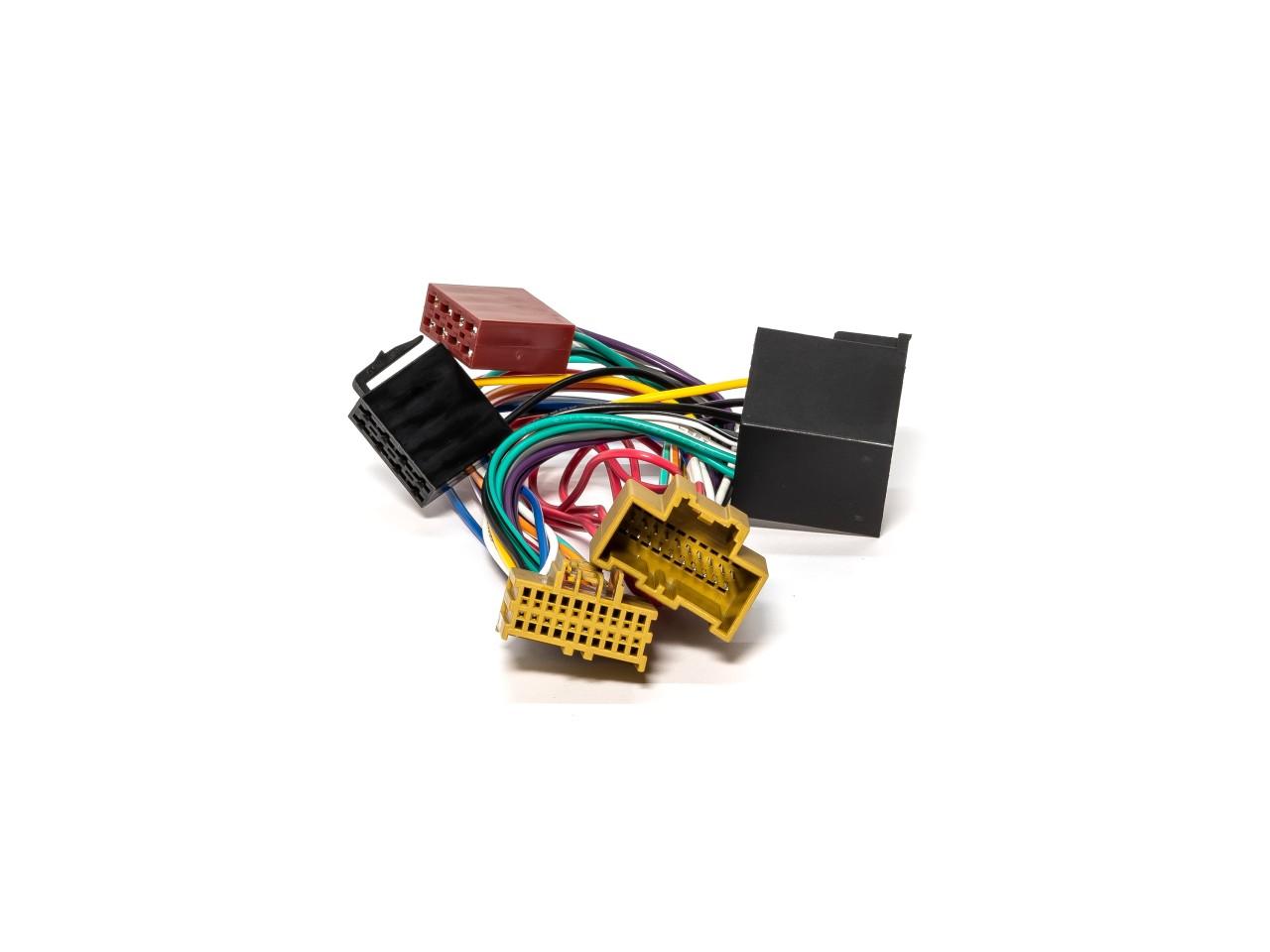 ISO2CAR Radioadapter | AD132C | für Opel Fahrzeuge