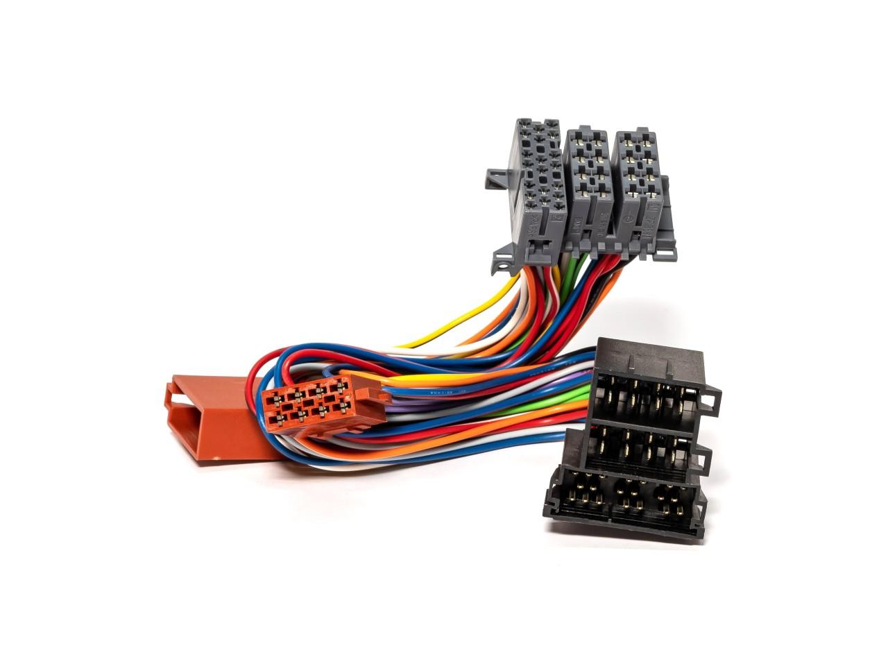 ISO2CAR Radioadapter | AD116 | für Opel & Suzuki Fahrzeuge
