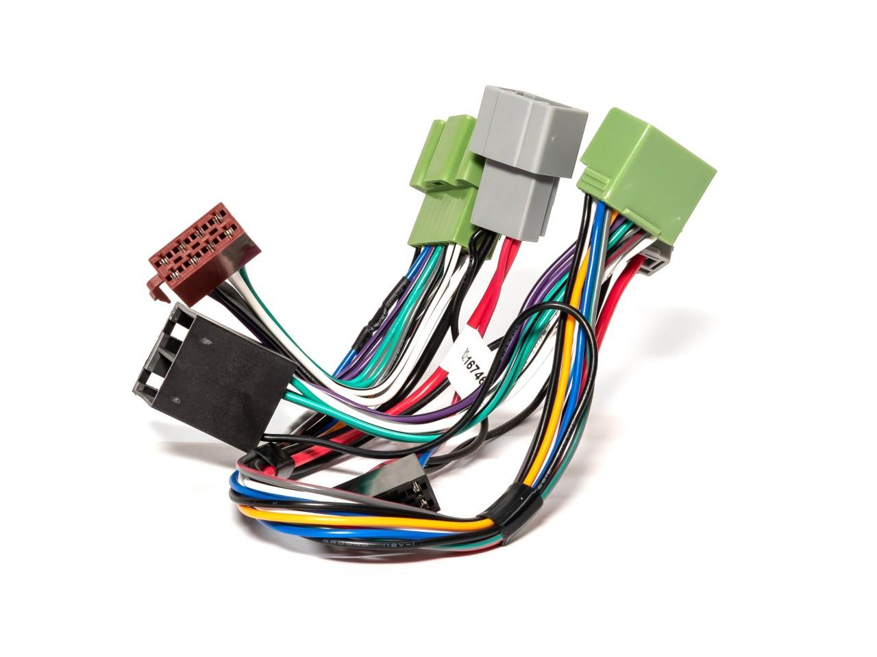 ISO2CAR Radioadapter | AD141 | für Volvo HPS