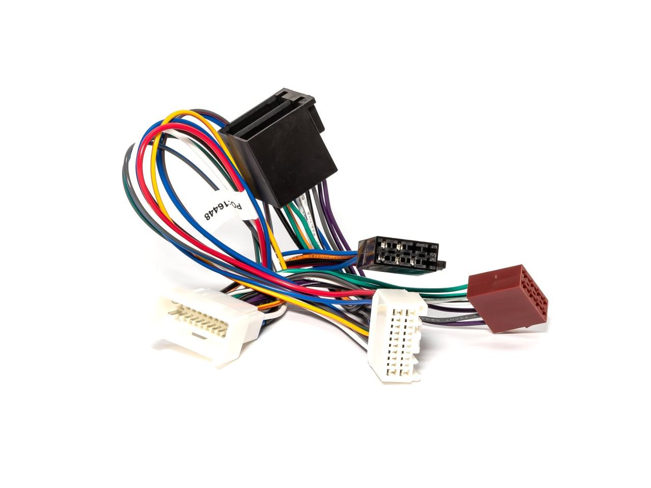 ISO2CAR Radioadapter | AD131 | für Citroén Fahrzeuge