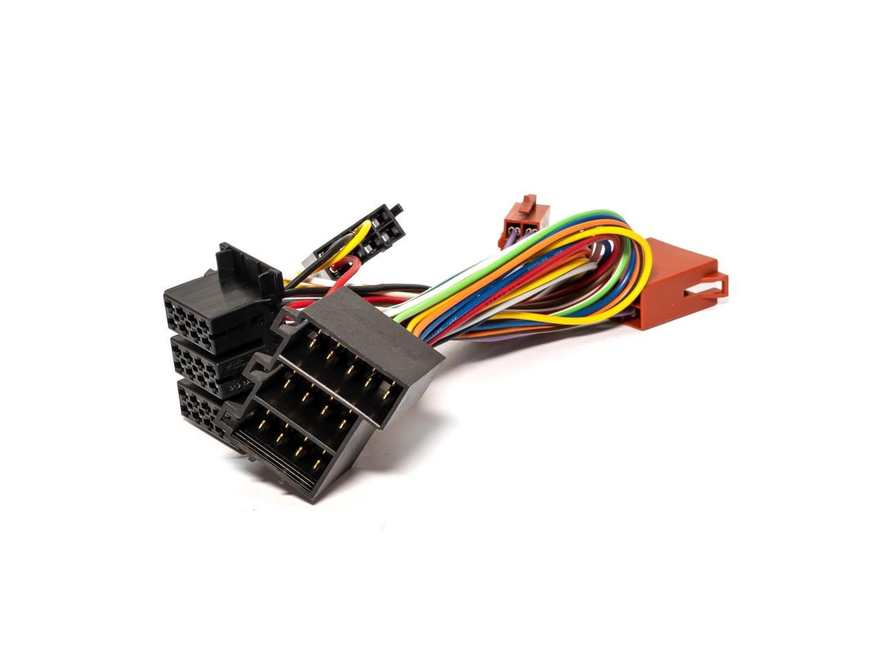 ISO2CAR Radioadapter | AD117 | für Opel Fahrzeuge