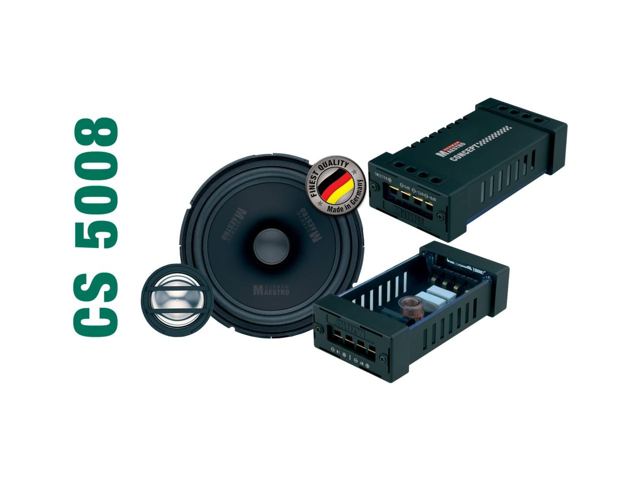 CONCEPT 2-Wege Kompo-System CS5008 | German Maestro