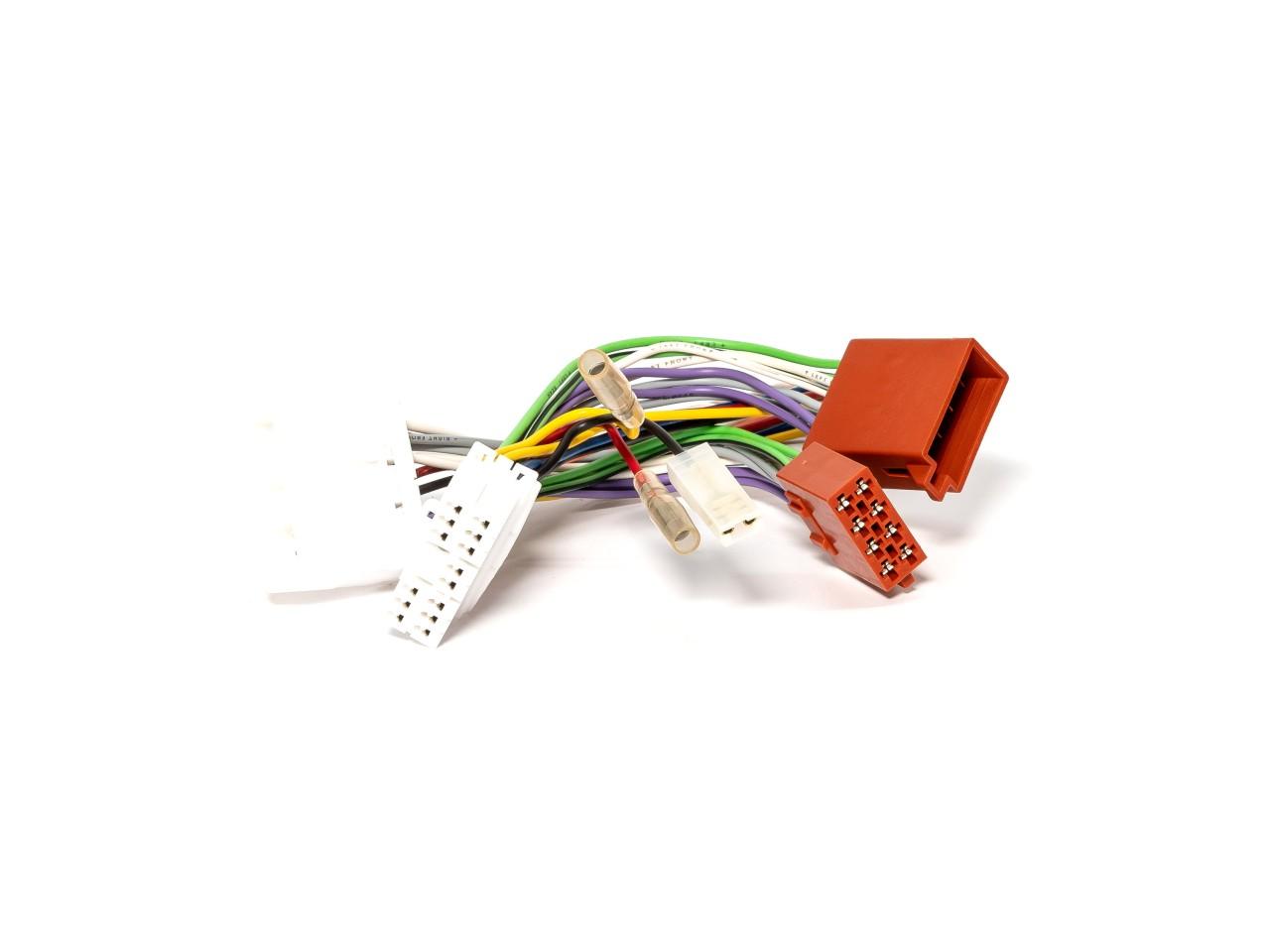 ISO2CAR Radioadapter | AD119 | für Subaru / Saab Fahrzeuge