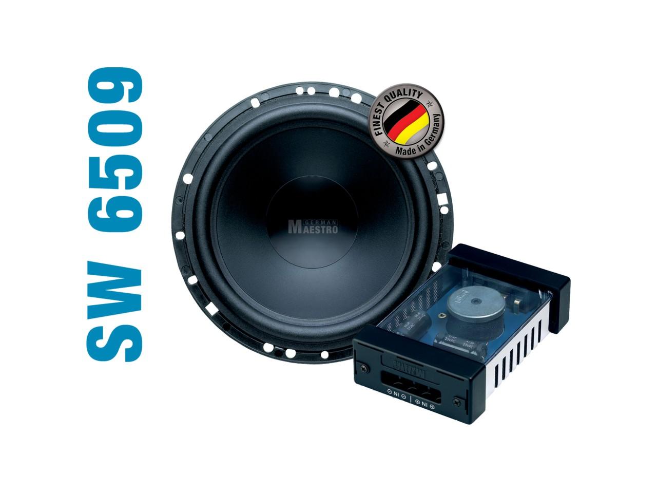 STATUS | Add-A-Woofer-Set SW6509 | German Maestro