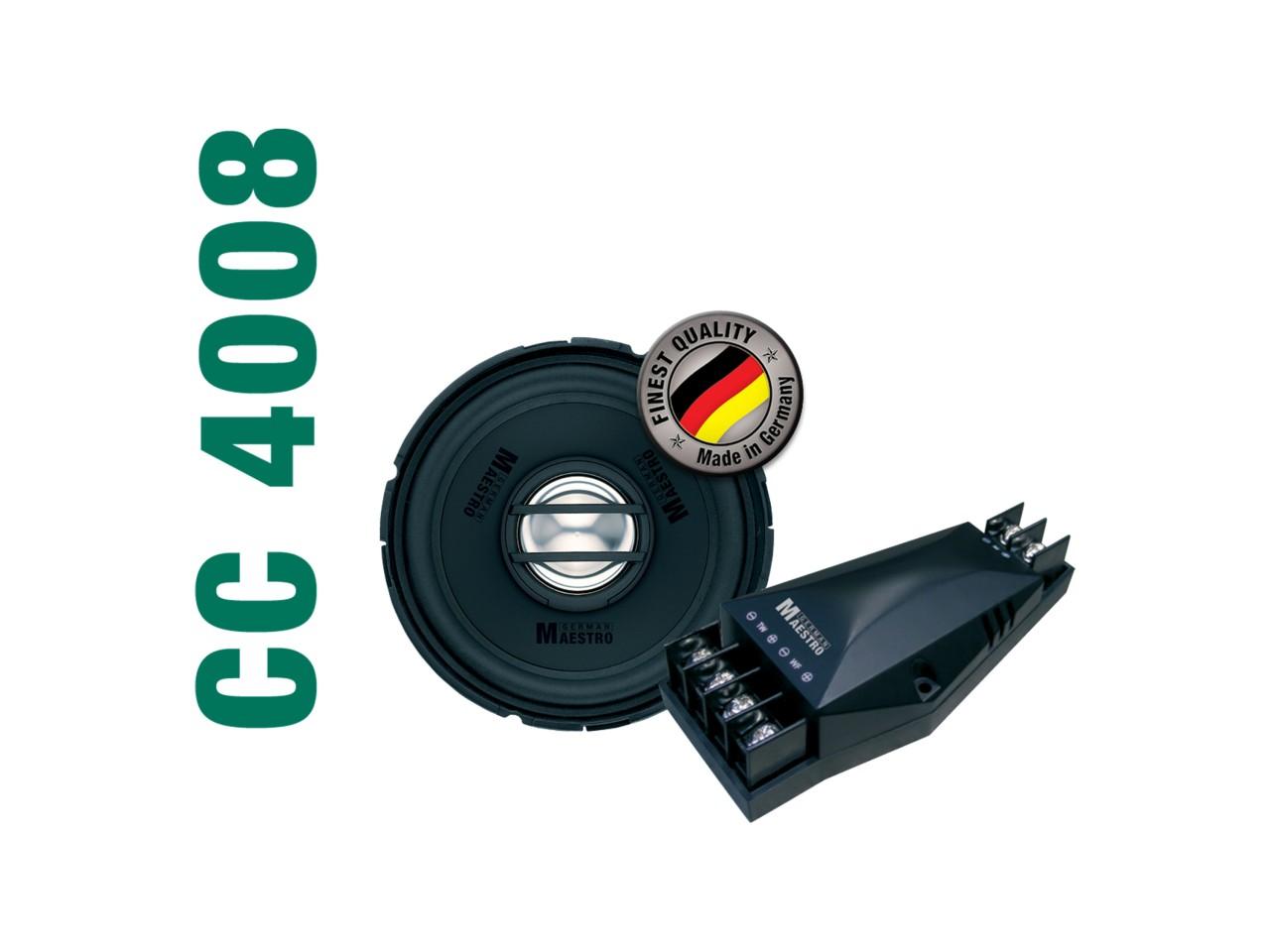 CONCEPT CC4008 2-Wege-Coax | German Maestro