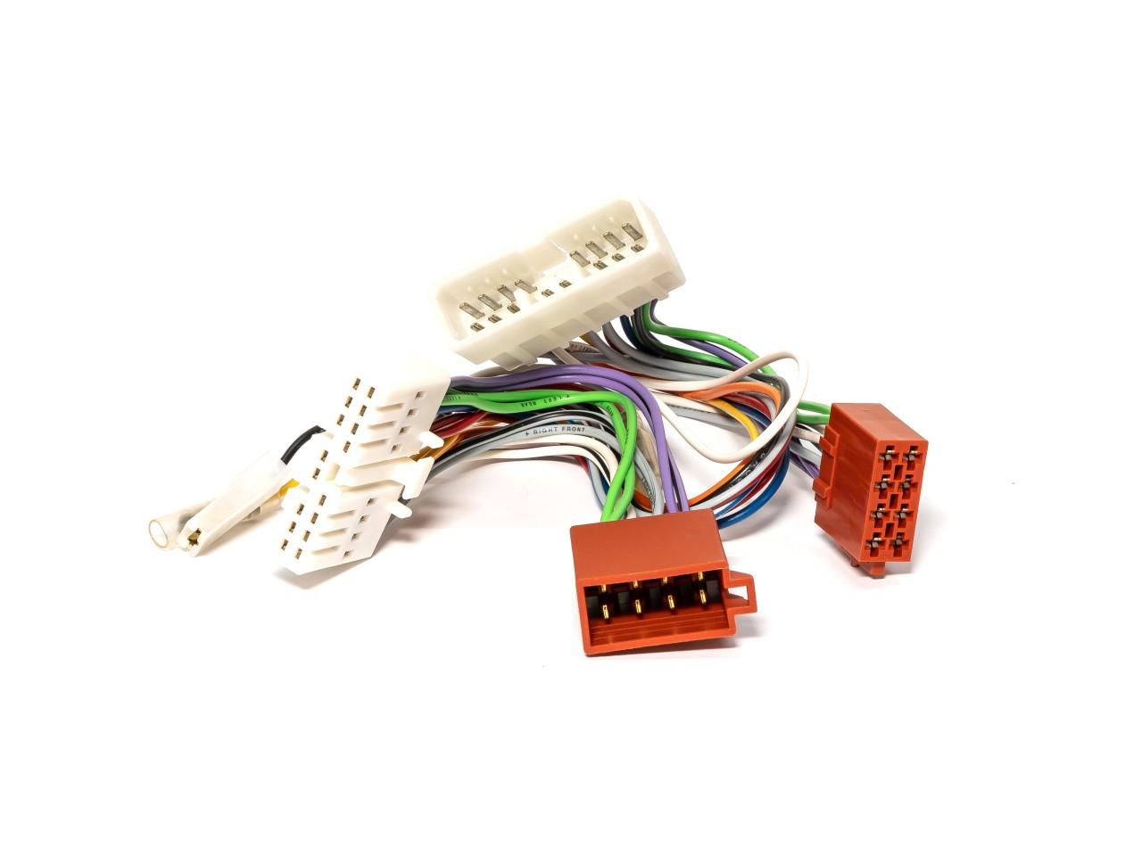 ISO2CAR Radioadapter | AD109 | für Honda u.a. Fahrzeuge