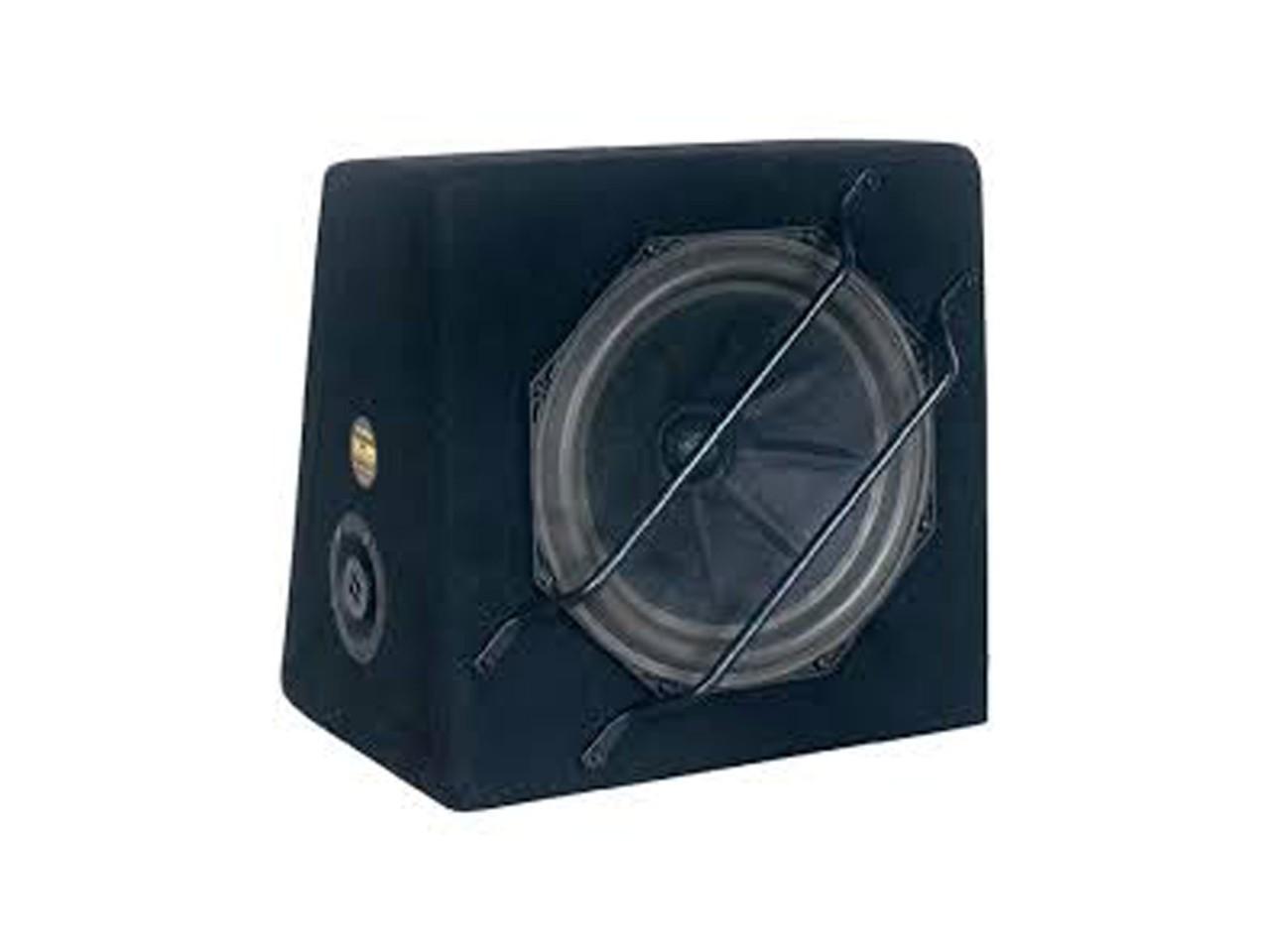 SUB slw265 | Kofferraum-Woofer | 2x120 Watt | 25cm Speaker