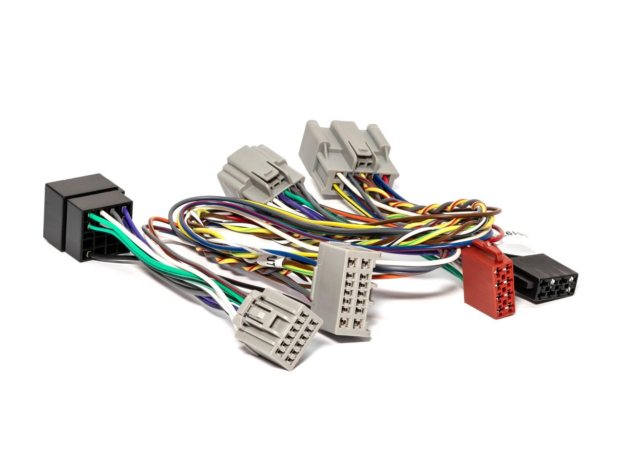 ISO2CAR Radioadapter | AD142 | für Volvo BPS