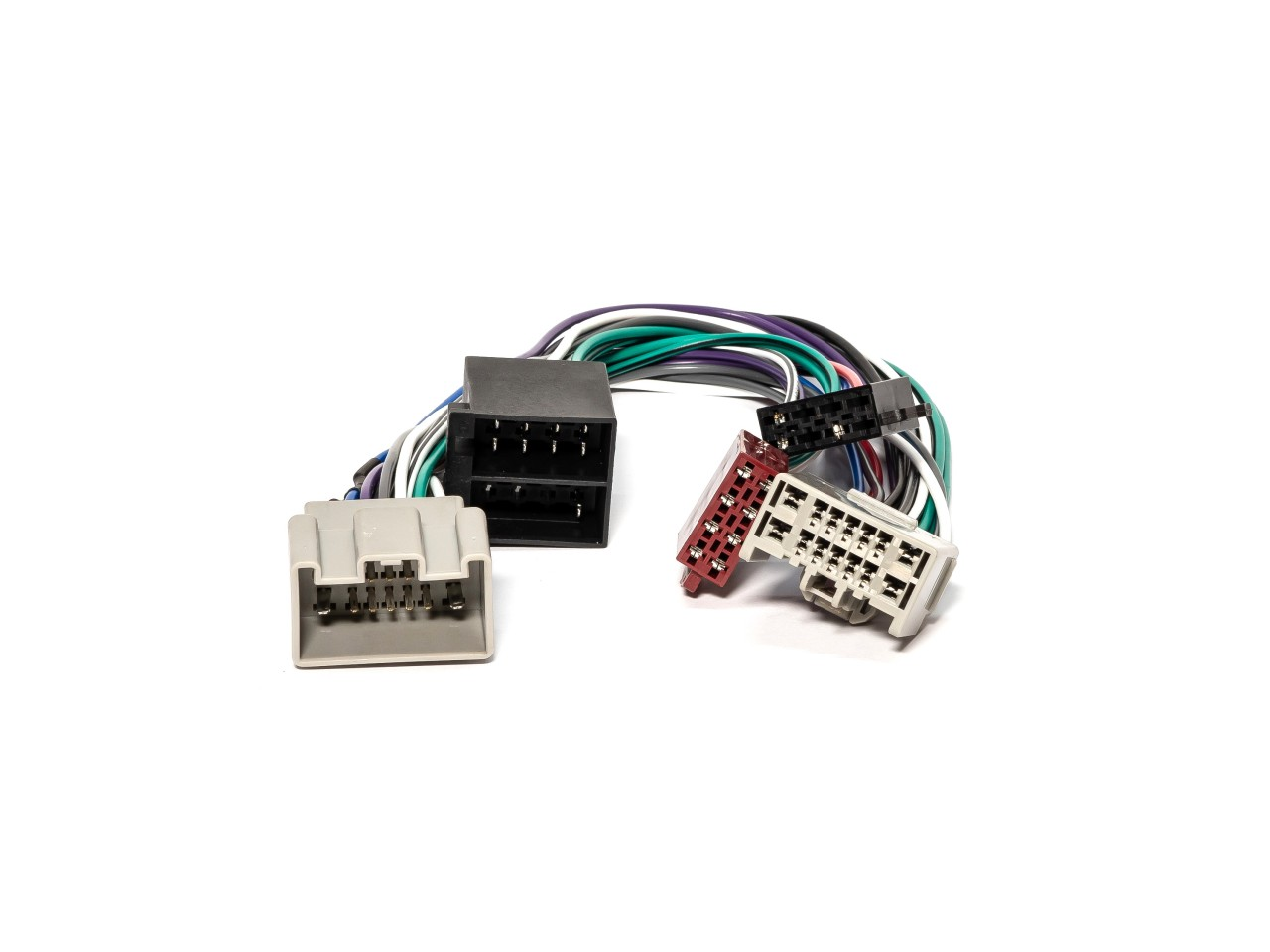 ISO2CAR Radioadapter | AD138 | für Volvo Fahrzeuge