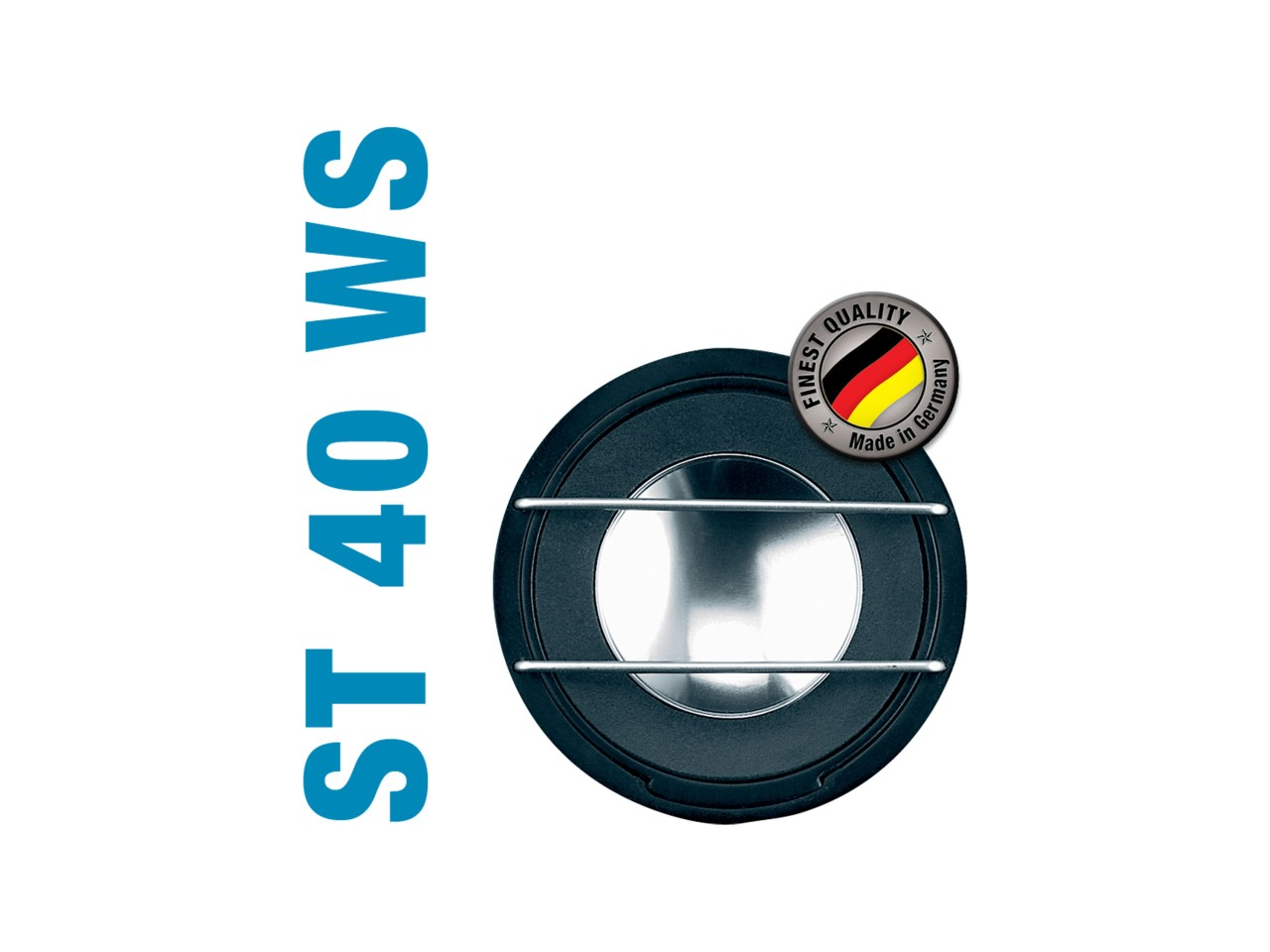STATUS Hochtöner ST40WS | 25mm 93db Neodymagnet | German Maestro