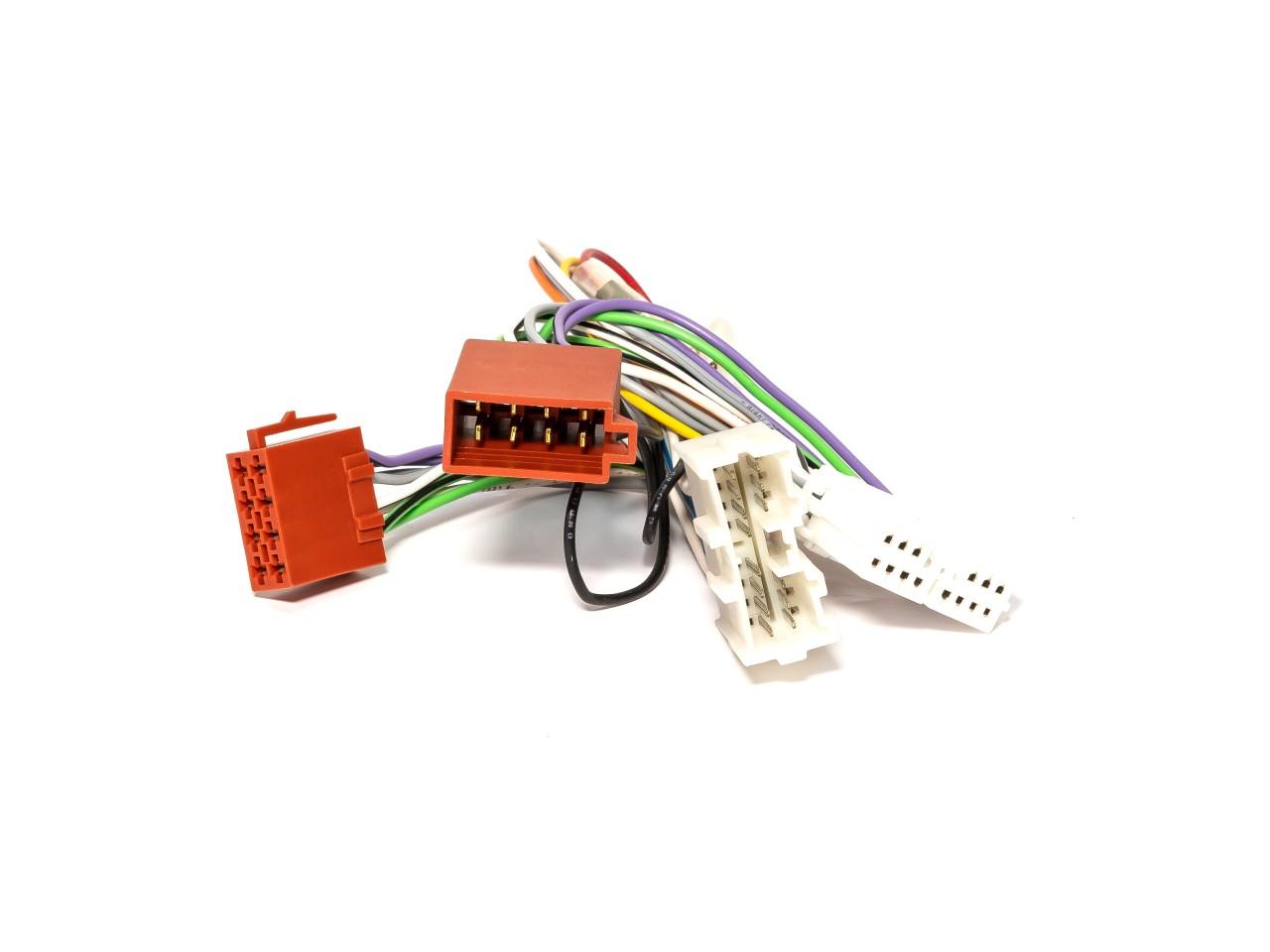 ISO2CAR Radioaqdapter | AD114 | für Mitsubishi Fahrzeuge