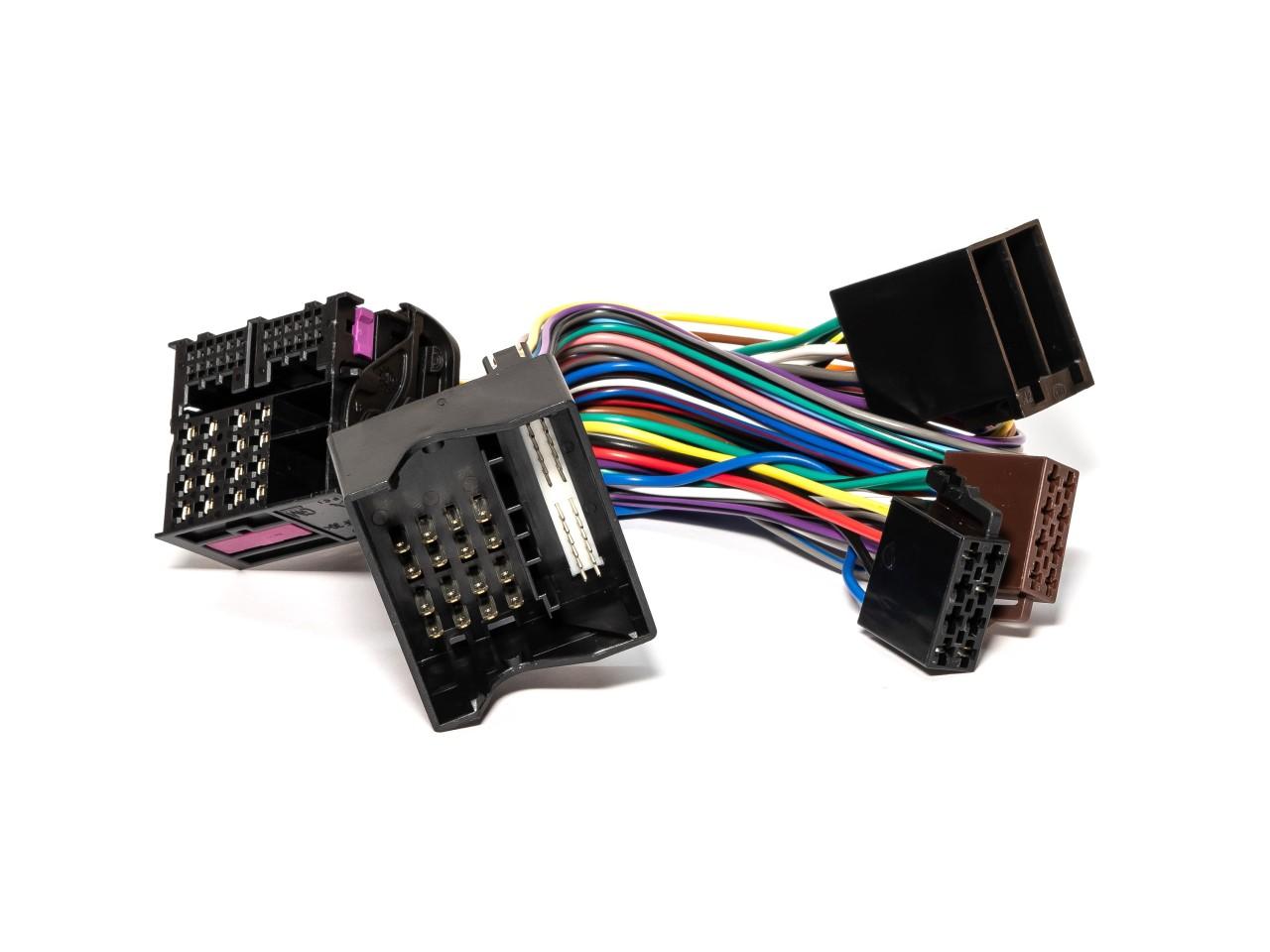 ISO2CAR Radioadapter | AD123Opel | für Opel
