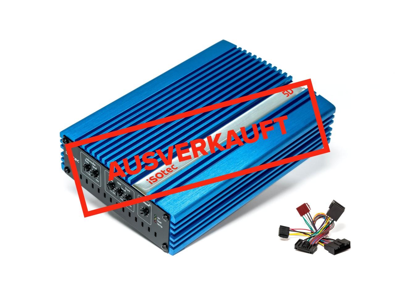 5D Digital-Verstärker 470 Watt