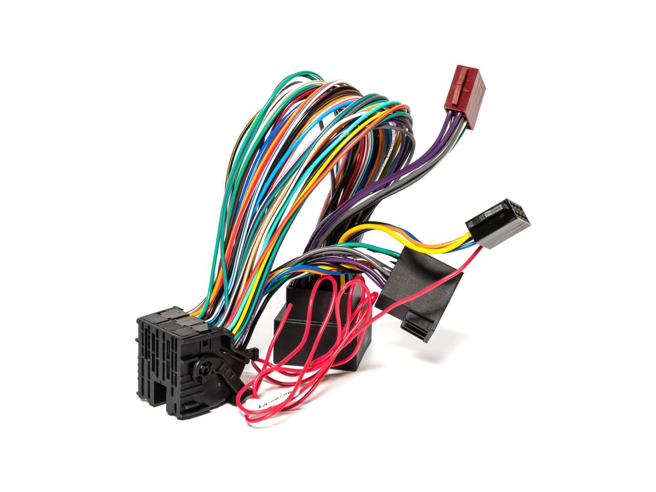 ISO2CAR-Radioadapter | AD149 | Hyundai Fahrzeuge
