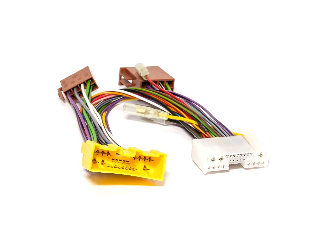 ISO2CAR Radioadapter | AD113 | für Mazda Fahrzeuge