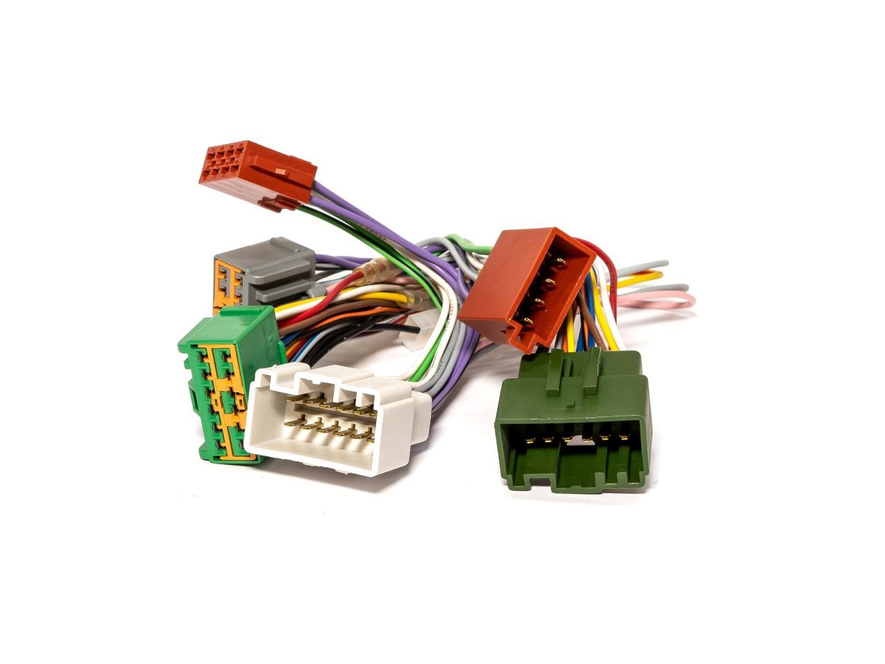 ISO2CAR Radioadapter | AD122 | für Volvo Fahrzeuge