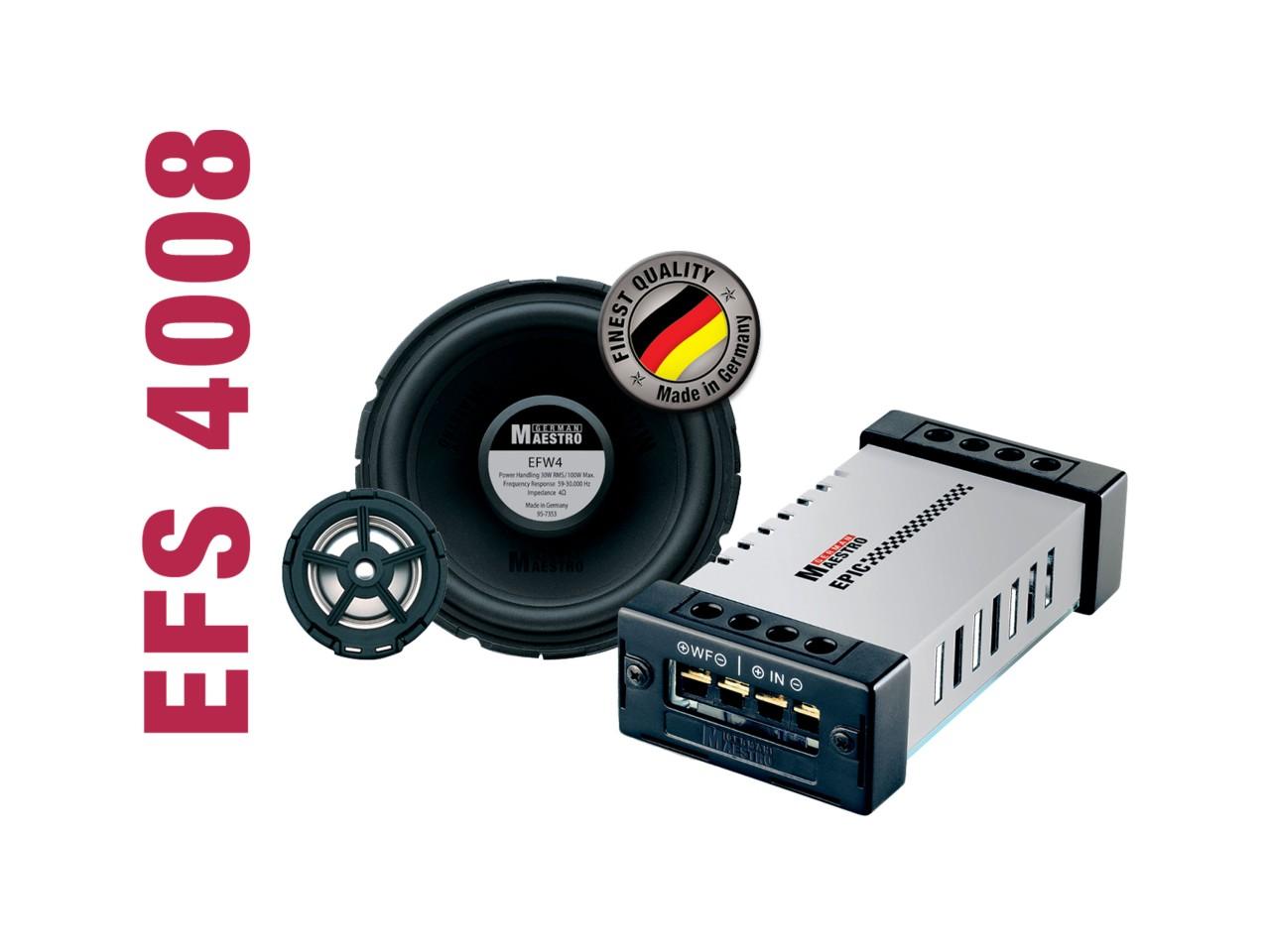 EPIC 2-Wege-Kompo-System ES4008 | German Maestro