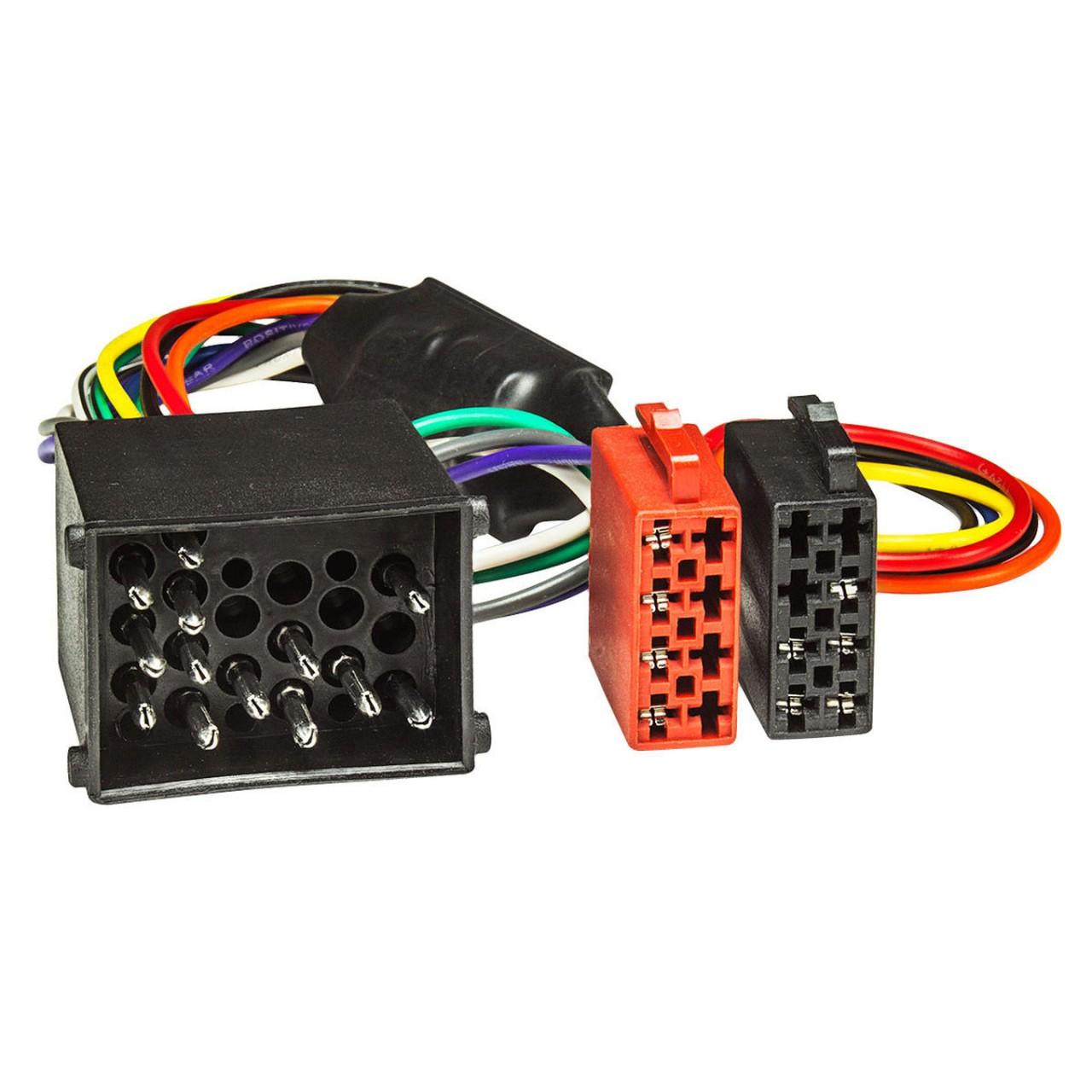 JAYKS | Radio-Adapter-Kabel + mini Fakra | für BMW E46 u.a.