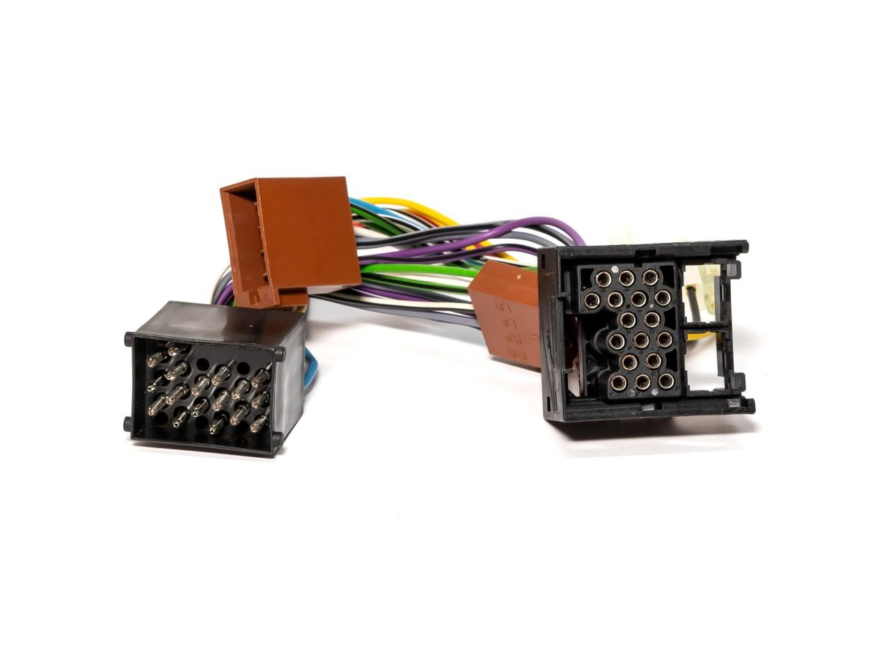 ISO2CAR Radio-Adapter | AD100 | für BMW und andere Fahrzeuge