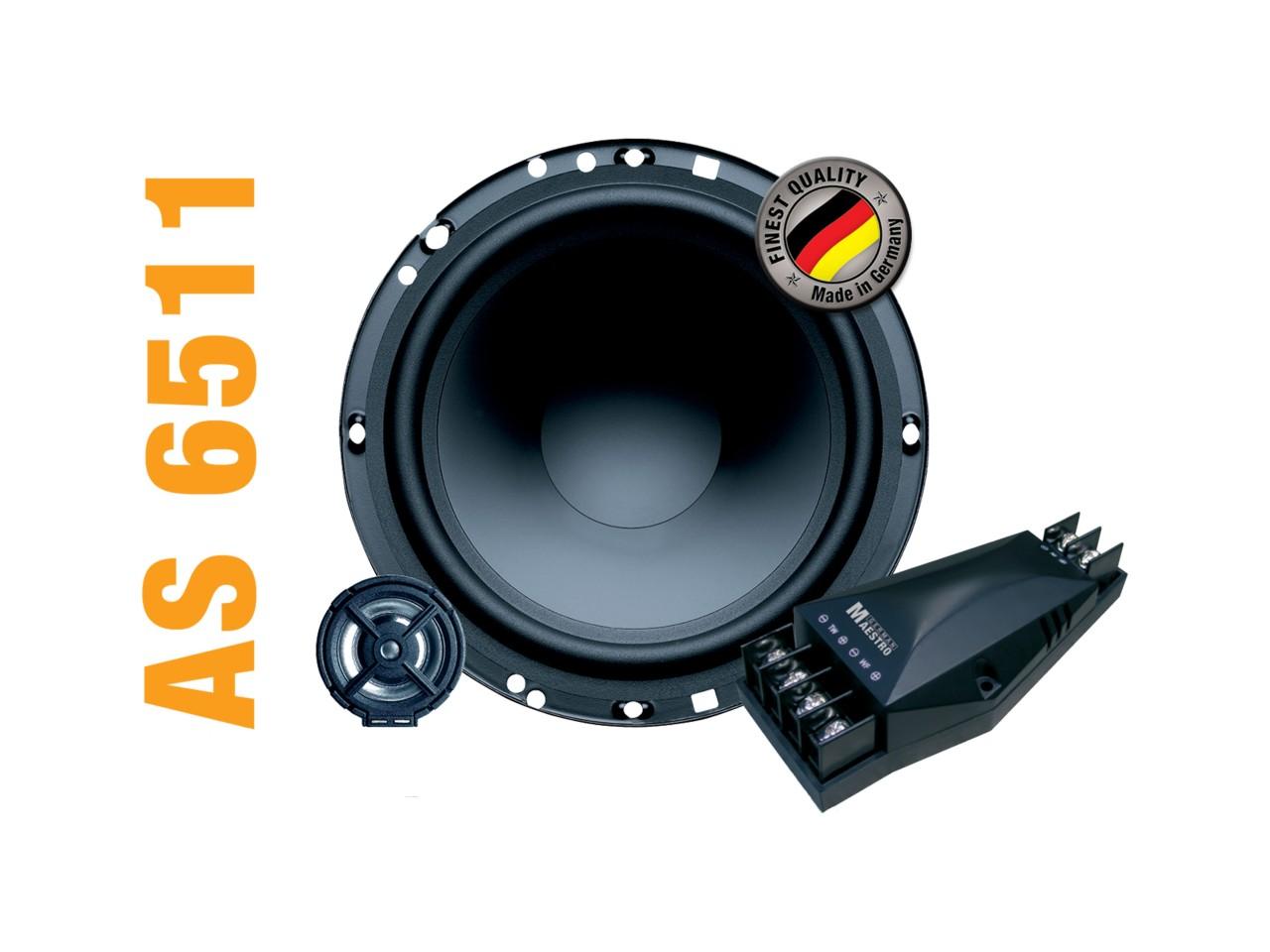 ALPHA AS6511 2-Wege Kompo | German Maestro
