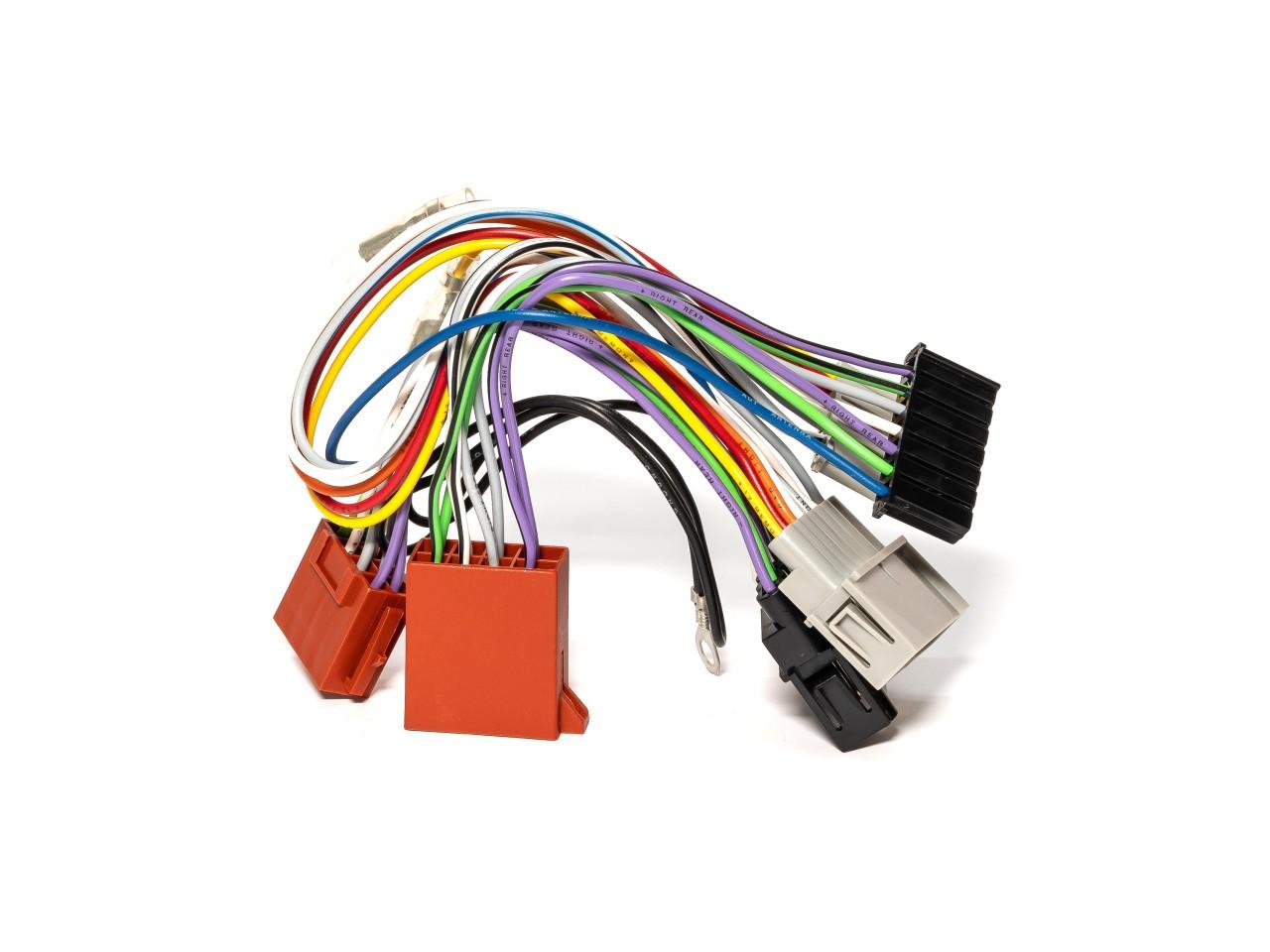 ISO2CAR Radioadapter | AD101 | für Chrysler und andere Fahrzeuge