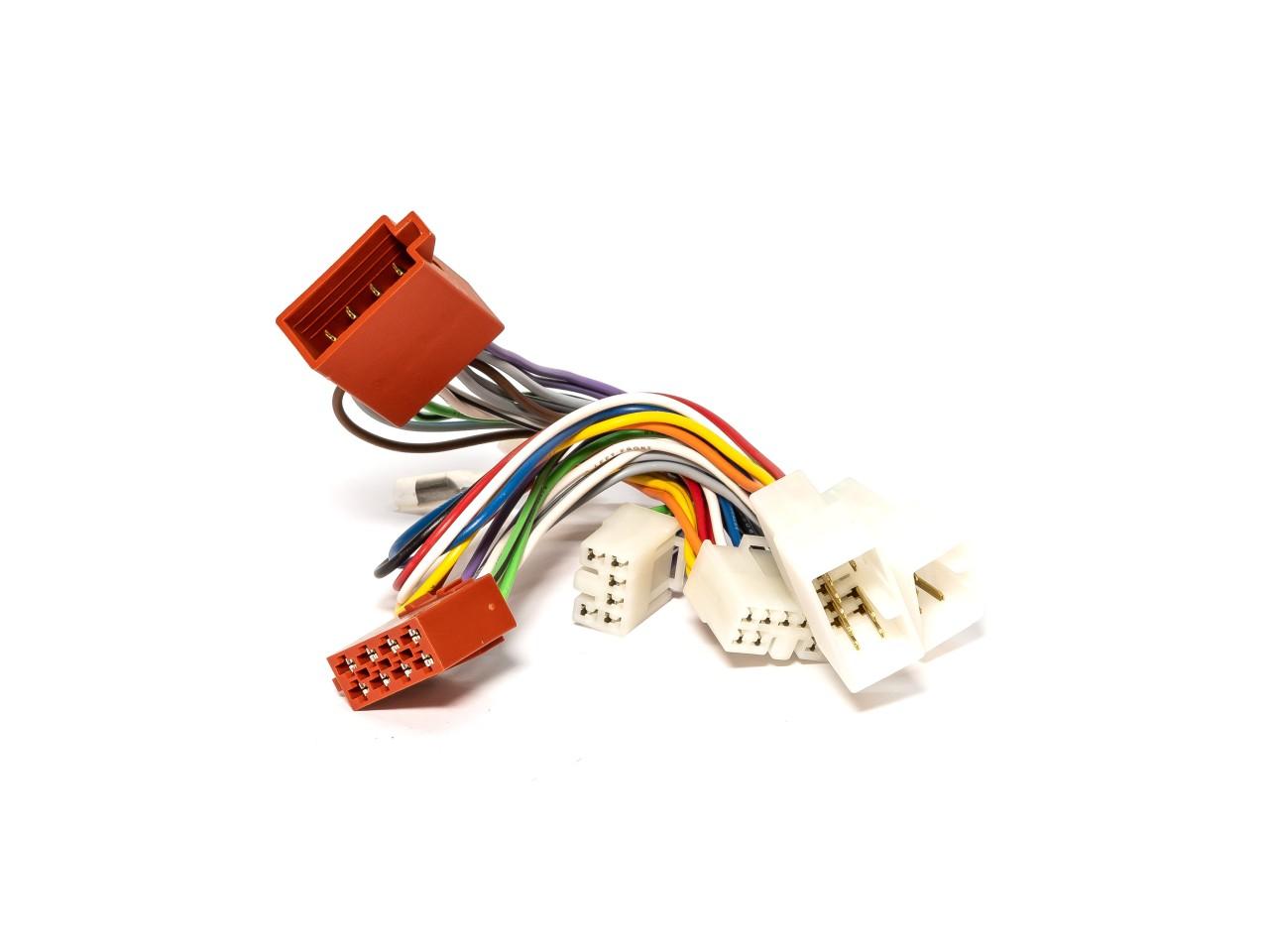 ISO2CAR Radio-Adapter | AD104 | für Toyota Fahrzeuge