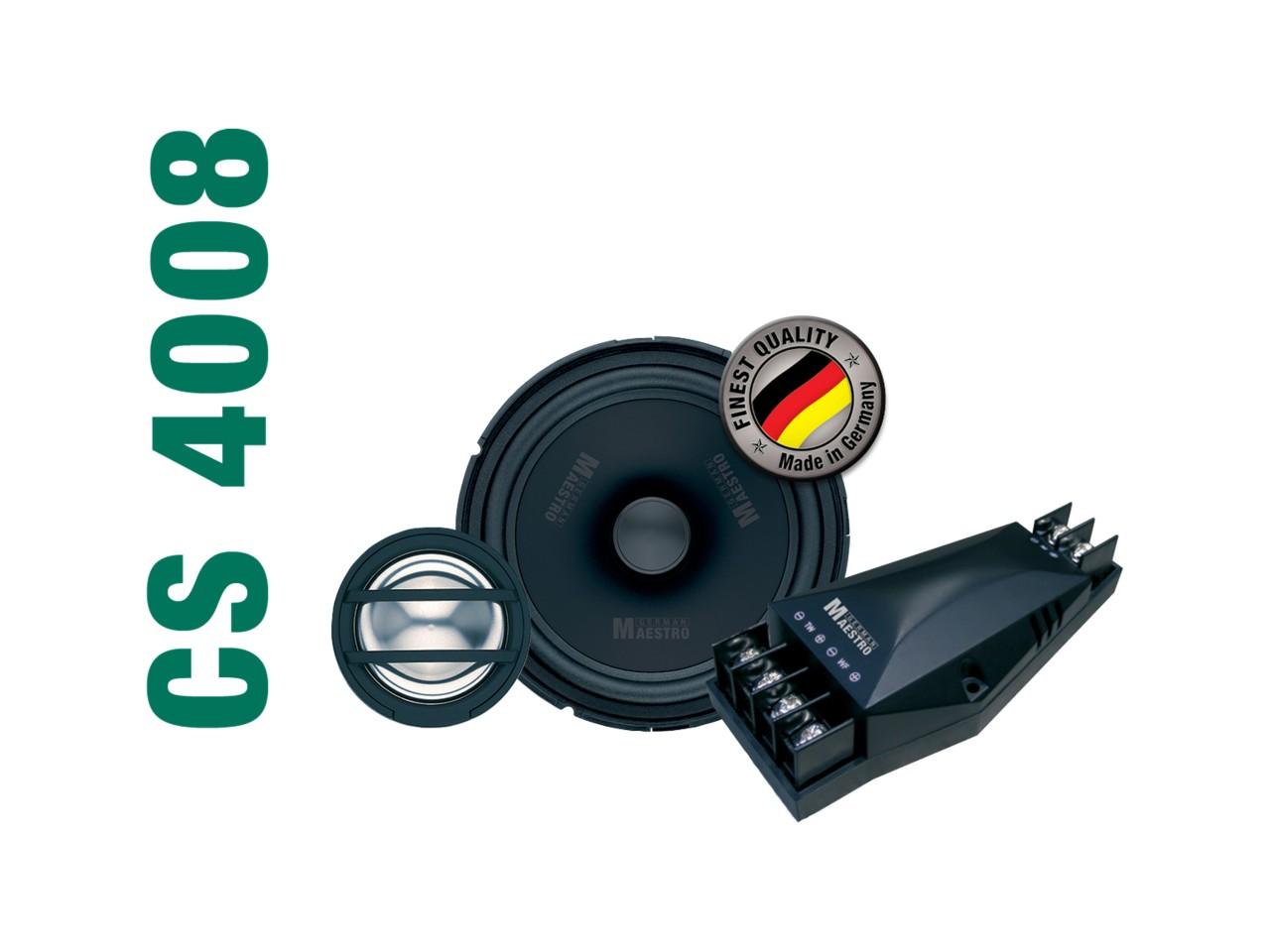 CONCEPT 2-Wege Kompo-System CS4008   German Maestro