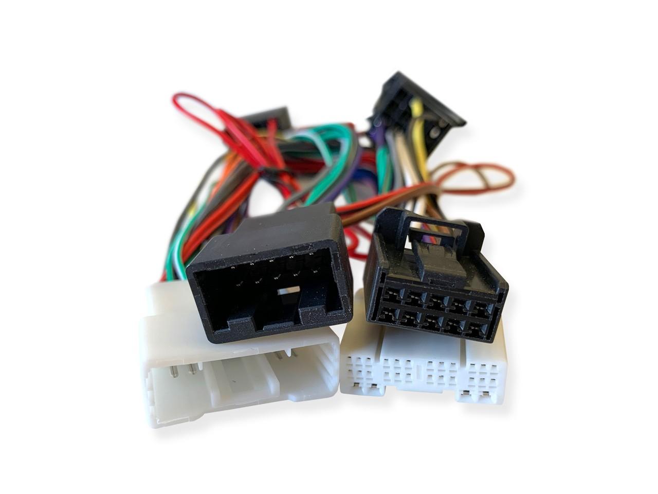 AD104B | ISO2CAR Radio-Adapter | Toyota Yaris