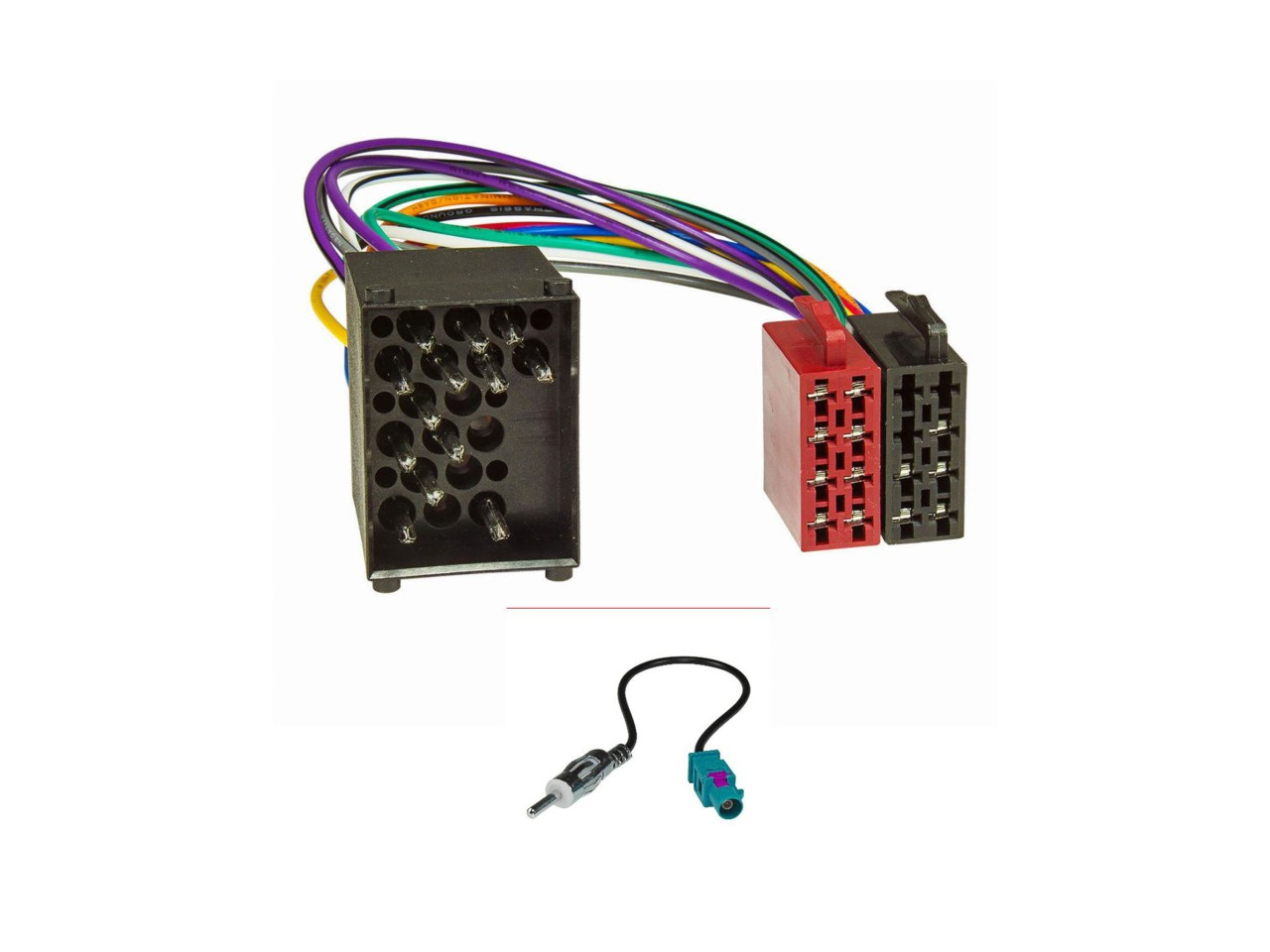 JAYKS   Radio-Adapter-Kabel + mini Fakra   für BMW E46 u.a.