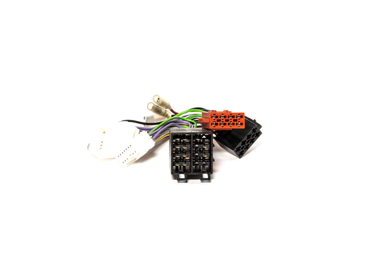 ISO2CAR Radioadapter | AD137 | für Nissan Fahrzeuge