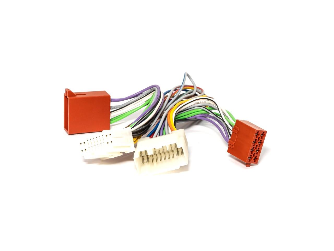 ISO2CAR Radioadapter | AD108 | für Honda, Nissan u.a. Fahrzeuge