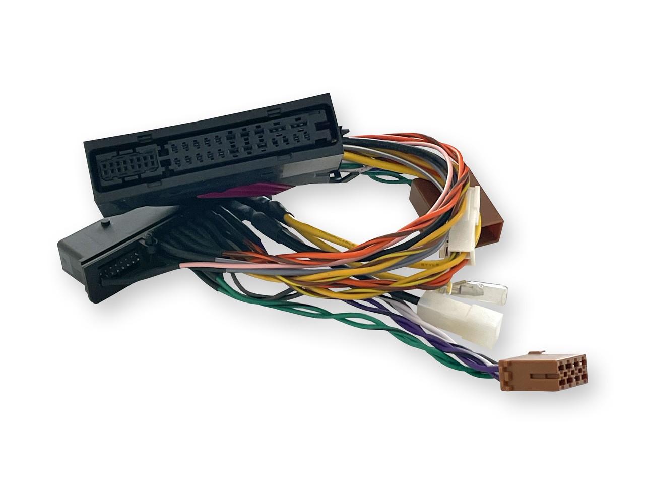 AD-Beats | ISO2CAR Radio-Adapter | für BEATS-Audio-Systeme von Seat