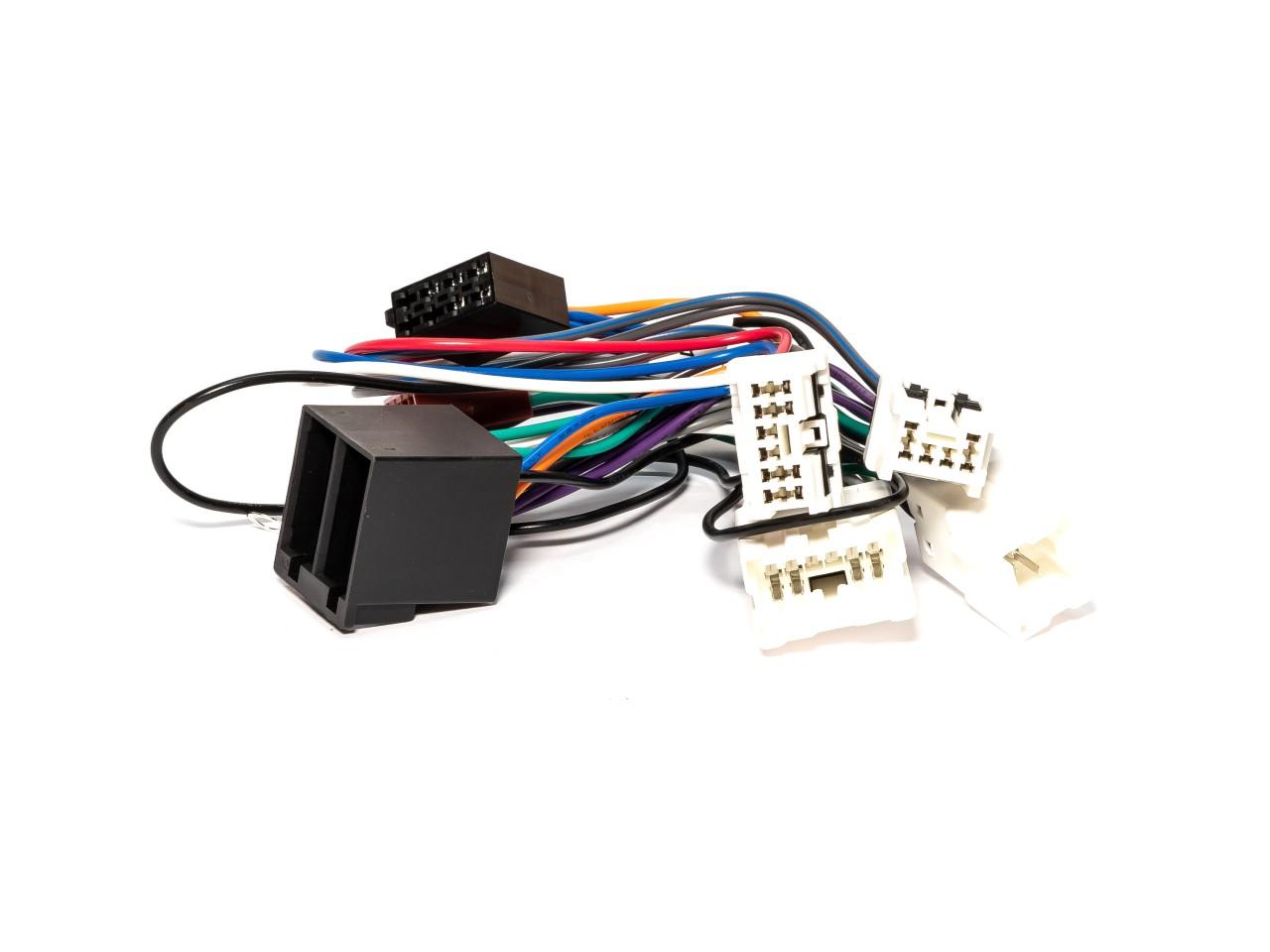 ISO2CAR Radioadapter | AD127 | für Nissan Fahrzeuge