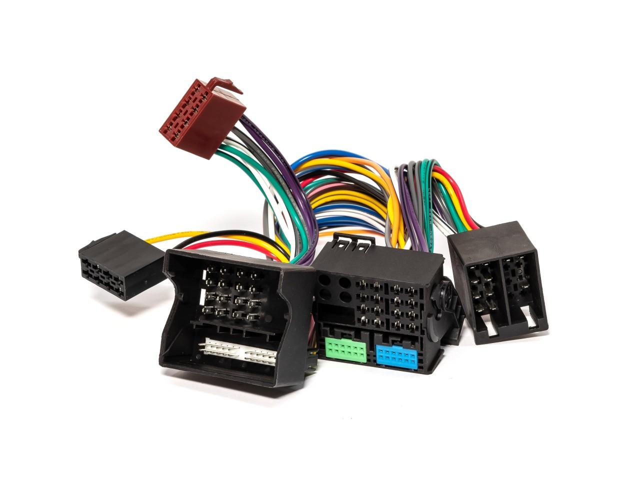 ISO2CAR Radioadapter | AD123C | für Citroen